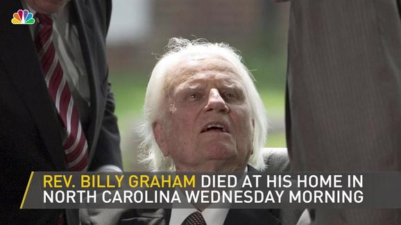from Troy was billy graham anti gay