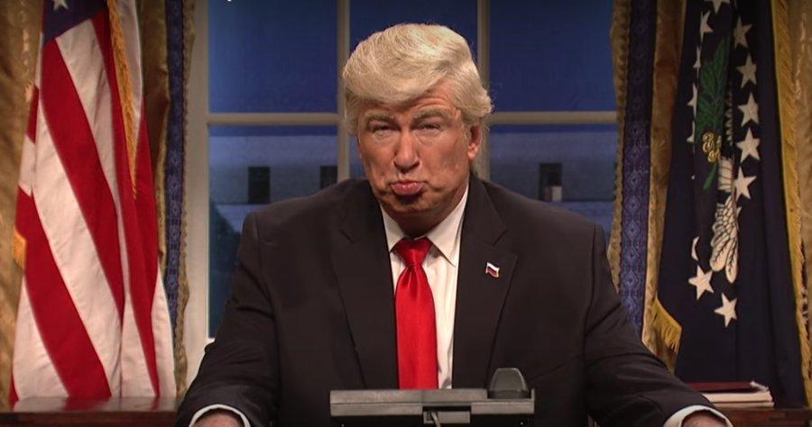 » Alec Baldwin Re... Alec Baldwin As Trump